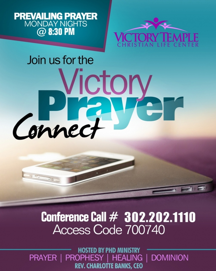 VICTORY TEMPLE CLC - DALLAS - Our Prayer Focus